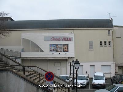 Cin ville conflans sainte honorine salles for Piscine de conflans