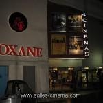 Façade du Roxane: cinéma art et essai à Versailles - www.salles-cinema.com