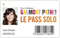 carte d abonnement le pass gaumont path salles. Black Bedroom Furniture Sets. Home Design Ideas