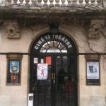 Façade du Ciné-Théâtre 13 à Montmartre - www.salles-cinema.com