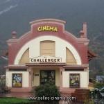 Cinéma le Challenger à Challes-les-Eaux - www.salles-cinema.com