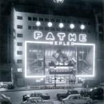 Cinéma Pathé Wepler en 1956