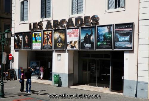 Cin ma les arcades al s salles histoire et - Club salon de provence ...