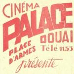Cinéma Palace à Douai