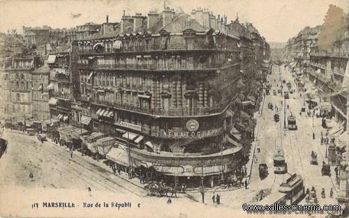 Ancien cin ma gaumont marseille salles histoire et photos des salles de cin ma - Adresse du port de marseille ...