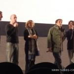 """A l'avant-première de """"L'Oiseau' au Max Linder Panorama, en présence d'Yves Caumon et Clement Sibony"""