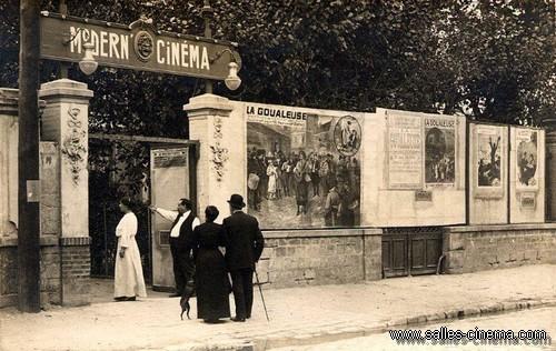 Témoignage: « Mon arrière grand-père avait un cinéma… » « Salles ...