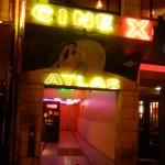 Cinéma porno à Pigalle (Paris): l'Atlas - www.salles-cinema.com