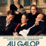 Au Galop, un film de Louis-Do de Lencquesaing