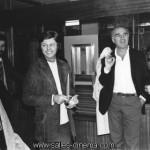 """""""Mes souvenirs de cinéma"""": Jean Carmet, Claude Guilhem, Michel Piccoli et Gérard Depardieu"""