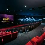 La salle Pathé+, nouveau concept du Wepler à Paris - photo: Xavier Granet