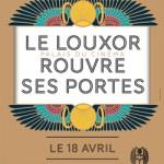 Réouverture du cinéma Le Louxor dans le quartier Barbès de Paris