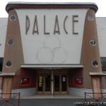 Façade du cinéma Palace à Beaumont-sur-Oise