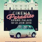 Drive-in cinéma au Grand Palais