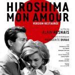 Hiroshima, mon amour, un film d'Alain Resnais