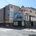 Ancien cinéma Le Rex à Cholet
