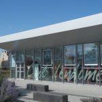 Façade du Ciné-Vendôme à Vendôme (Loir-et-Cher)