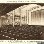 Ancien cinéma l'Escurial à Nice