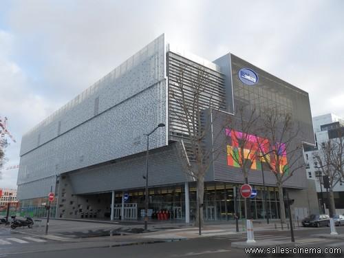 Cin ma ugc cin cit paris 19 paris salles - Centre commercial porte d aubervilliers ...