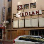 Ancien cinéma Le Médian à Roanne