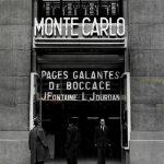 Ancien cinéma le Monte-Carlo sur les Champs-Elysées à Paris