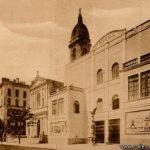 Ancien cinéma Impérial à Ajaccio