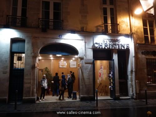 Cinéma Action Christine - Jean-Pierre Mocky