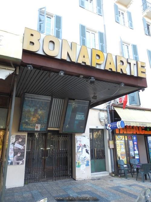 Ancien Cinéma Le Bonaparte à Ajaccio