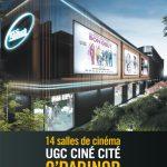 UGC Ciné-Cité O'Parinor à Aulnay-sous-Bois