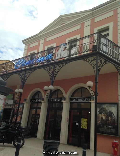 Cinéma Raimu à Cogolin