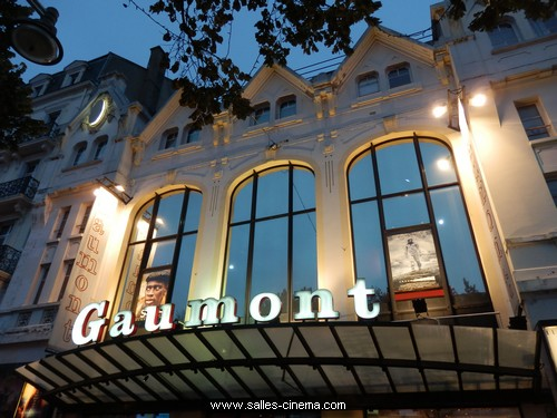 Cinéma Gaumont à Reims