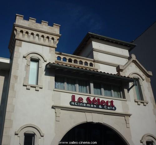 Cinéma Le Sélect à Saint-Jean-de-Luz