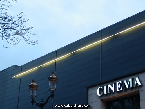Cinéma Palace à Epernay