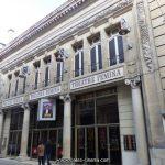 Ancien cinéma Fémina à Bordeaux (aujourd'hui théâtre Fémina)