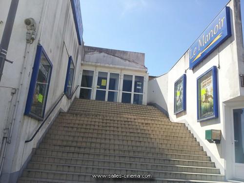 Cinéma Le Manoir à Talmont-Saint-Hilaire