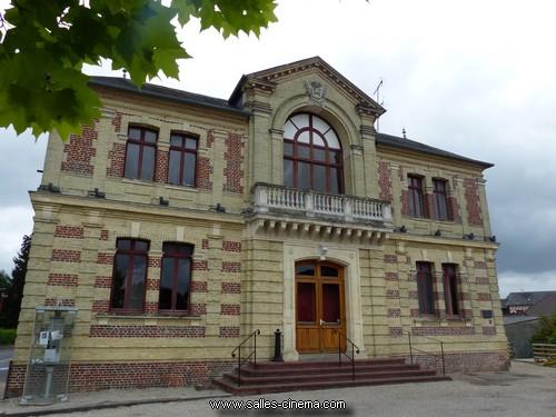 Cinéma Théâtre à Cormeilles (Eure)