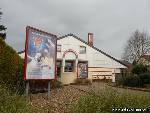 Cinéma Le Normandy à Neufchâtel-en-Bray