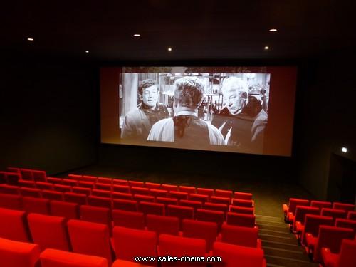 Salle de cinéma Les Fauvettes à Paris