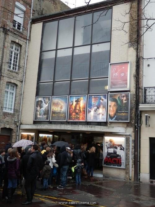Cinéma Rex à Dieppe
