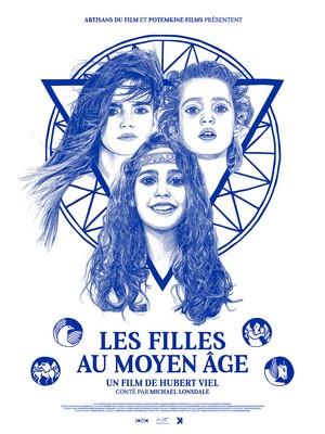 Les Filles au Moyen-Âge, un film de Hubert Viel