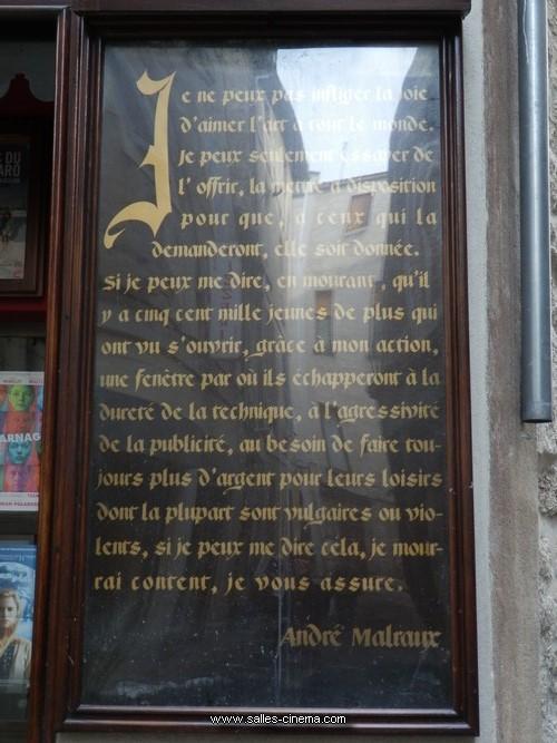 Cinéma Utopia-République à Avignon