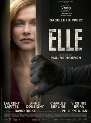 Elle, un film de Paul Verhoeven