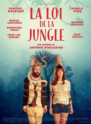 La Loi de la jungle, un film de Antonin Peretjatko