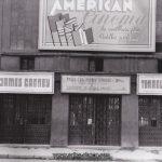 American cinéma à Paris