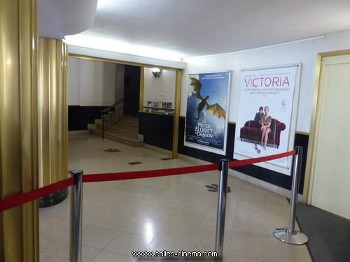 Hall du cinéma Le Centre à Gap