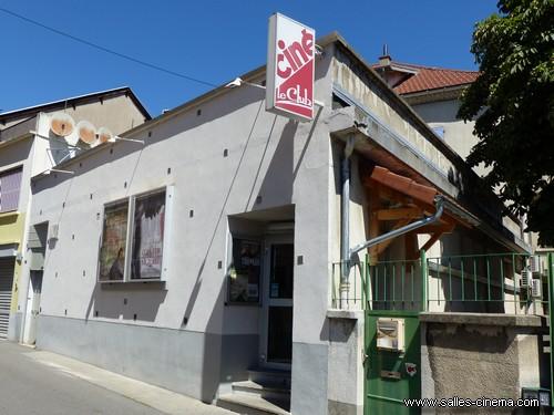 Cinéma Le Club à Gap (Hautes-Alpes)