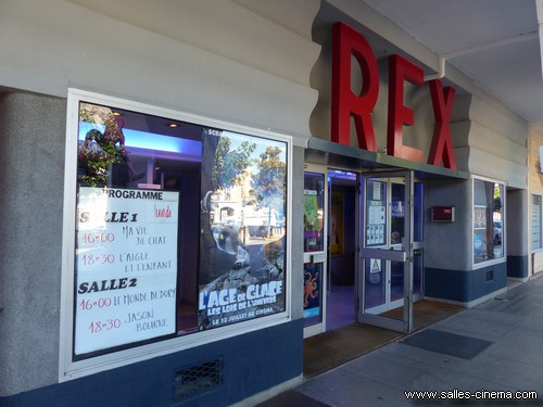 Cinéma Rex à Sisteron