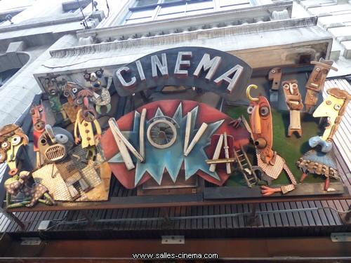 Cinéma Nova à Bruxelles