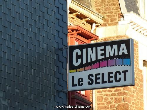 Cinéma Le Select à Granville
