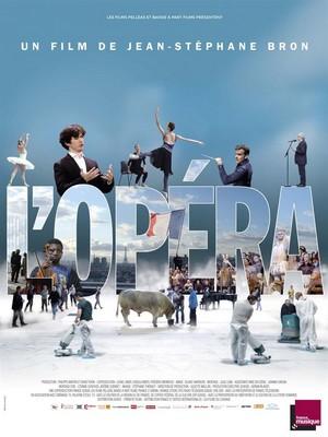 L'Opéra, un film de Jean-Stéphane Bron